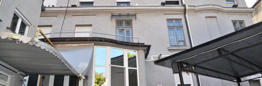 Vila Calea Plevnei, Cismigiu, 16 camere, birouri, clinica